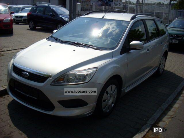 2008 Ford  Focus.1.6.TDCI. ECOnetic. NAVI. DPF.EURO-4, 5L Estate Car Used vehicle photo