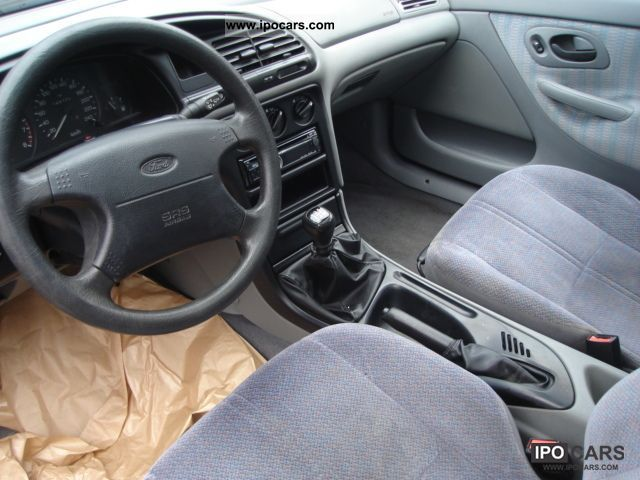 1995 Ford Mondeo Clx Car Photo And Specs