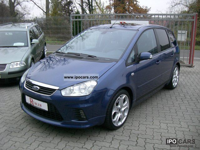 2008 ford c max 2 0 tdci dpf titanium climate control egsd car photo and specs. Black Bedroom Furniture Sets. Home Design Ideas