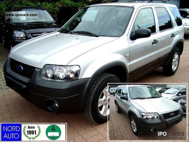 2006 Ford  Maverick 2.3-liter High Class (2years warranty) Off-road Vehicle/Pickup Truck Used vehicle photo