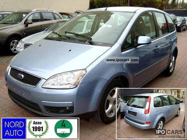 2007 Ford  Focus C-MAX 1.6 Trend (2Jh. warranty) Van / Minibus Used vehicle photo
