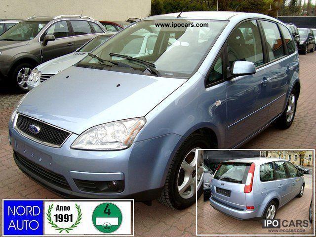 2007 Ford  C-MAX 1.6 Trend (2Jh. warranty) Van / Minibus Used vehicle photo