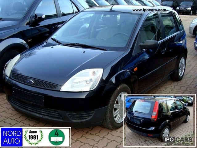 2003 ford fiesta 1 4 16v trend car photo and specs. Black Bedroom Furniture Sets. Home Design Ideas