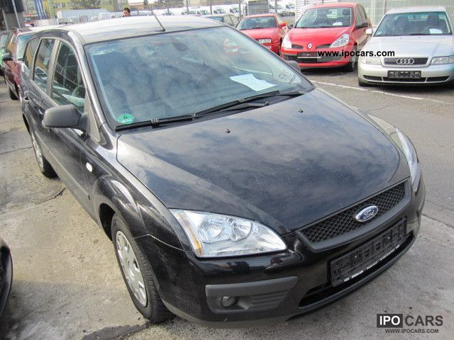 2006 Ford  Focus 1.6 TDCi Euro 4 air maintained Estate Car Used vehicle photo