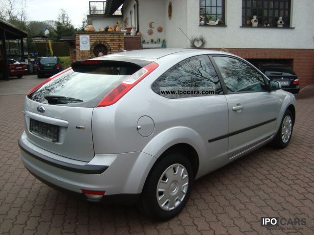 2006 ford focus 1 6 tdci ambiente car photo and specs. Black Bedroom Furniture Sets. Home Design Ideas