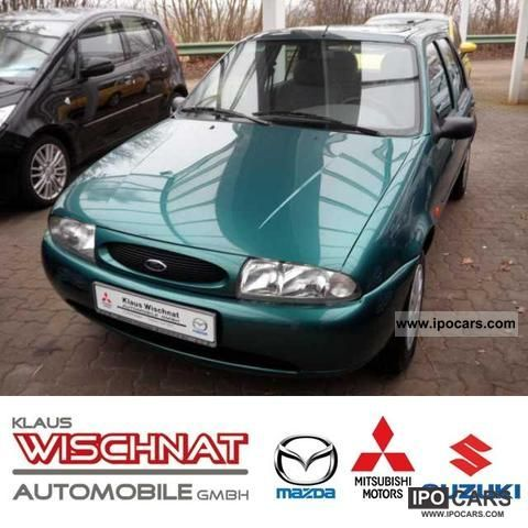 1999 Ford  Fiesta Small Car Used vehicle photo