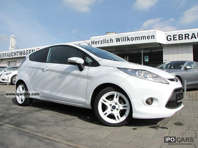 2009 Ford  Fiesta 1.6 Ti-VCT Sports Small Car Used vehicle photo