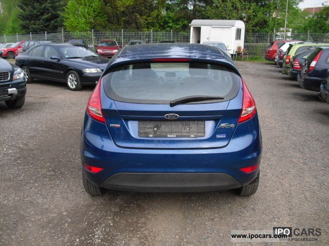 2009 ford fiesta 1 6 tdci scheckheftgepflegt 1h maintained. Black Bedroom Furniture Sets. Home Design Ideas