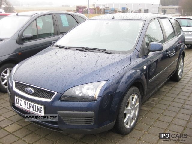 2005 Ford  Focus 1.6 TDCi Sport Estate Car Used vehicle photo