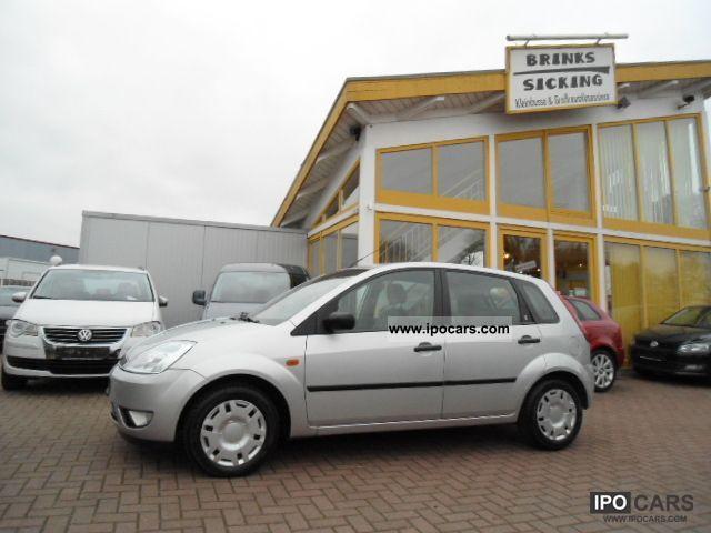 2003 Ford  Fiesta 1.4 TDCI Ghia Small Car Used vehicle photo