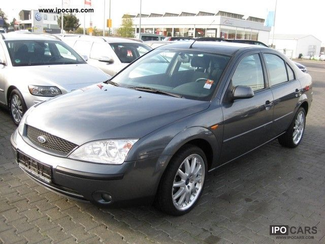 2003 Ford  Mondeo 2.0 TDCi Automatik/Klima/PDC/18 \ Limousine Used vehicle photo