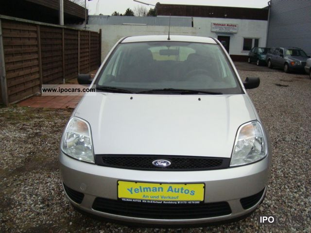 2005 Ford  Fiesta 1.3 Small Car Used vehicle photo