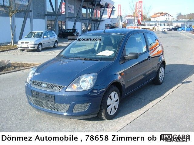 2008 Ford  Fiesta 1.3 * Power * Small Car Used vehicle photo