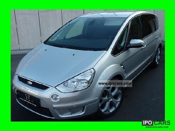 2007 Ford  S-MAX 2.5 TURBO 220PS only 53oookm 7 SEATS NAVI Van / Minibus Used vehicle photo