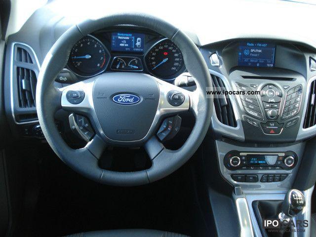 2011 Ford Focus 1 6 Tdci Titanium Activecityst Car