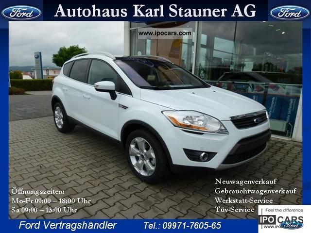 2011 Ford  Kuga Titanium 2.0 S DPF, 4x4, Sunroof, PDC Off-road Vehicle/Pickup Truck Used vehicle photo