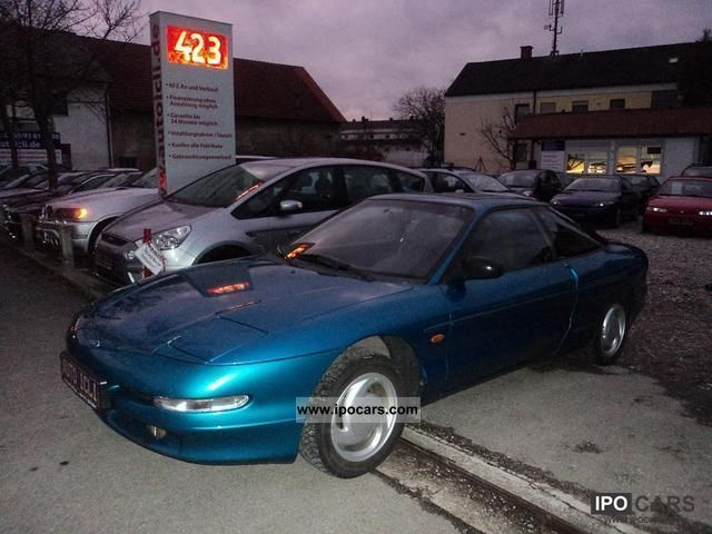 1995 Ford  Probe 2.0 16V Highlight * sunroof * 2.Hand Sports car/Coupe Used vehicle photo