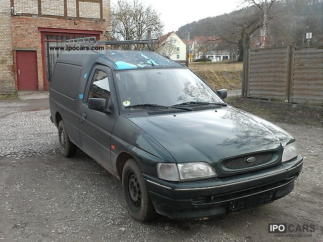 1998 Ford  Express Van / Minibus Used vehicle photo