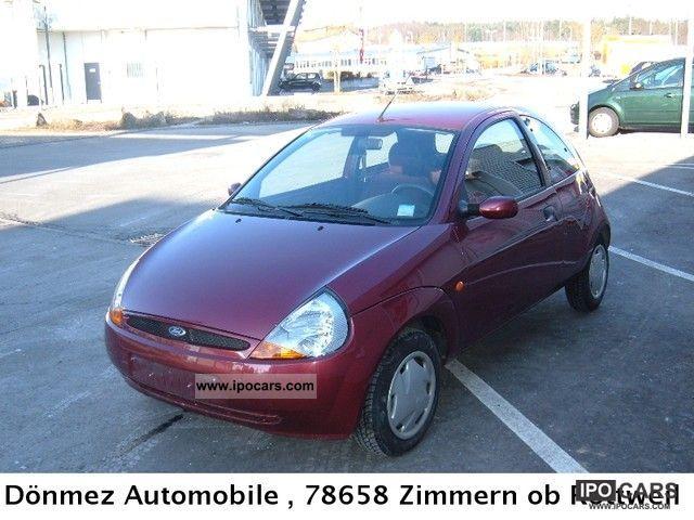 2001 Ford  Ka * Air / Power * Small Car Used vehicle photo