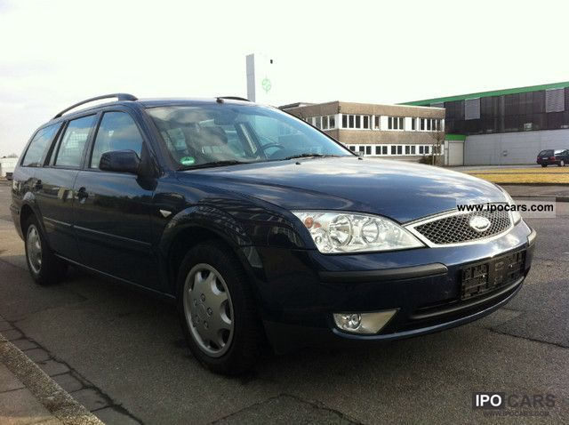 2005 Ford  Tournament 2.0 TDCi Ambiente - 1.Hand - checkbook Estate Car Used vehicle photo