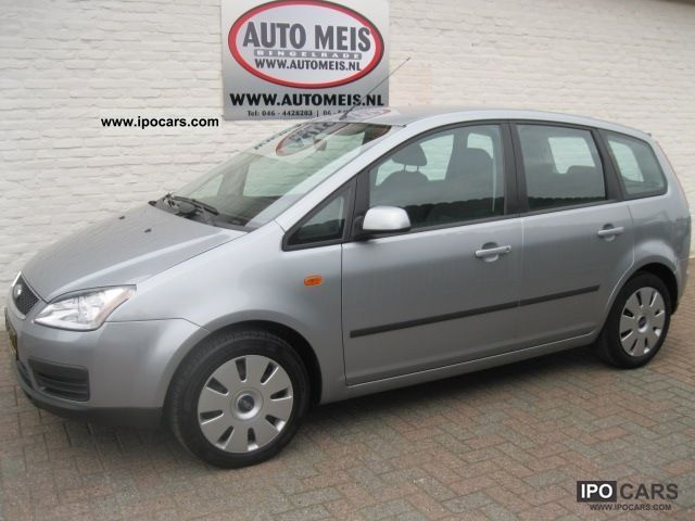 2003 Ford  Focus C-max 1.8I 88KW Estate Car Used vehicle photo