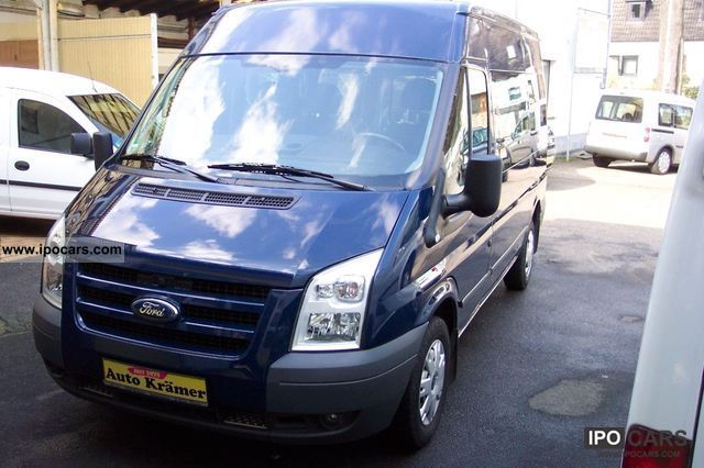 2009 Ford  FT CLIMATE TDCi 300 M Van / Minibus Used vehicle photo
