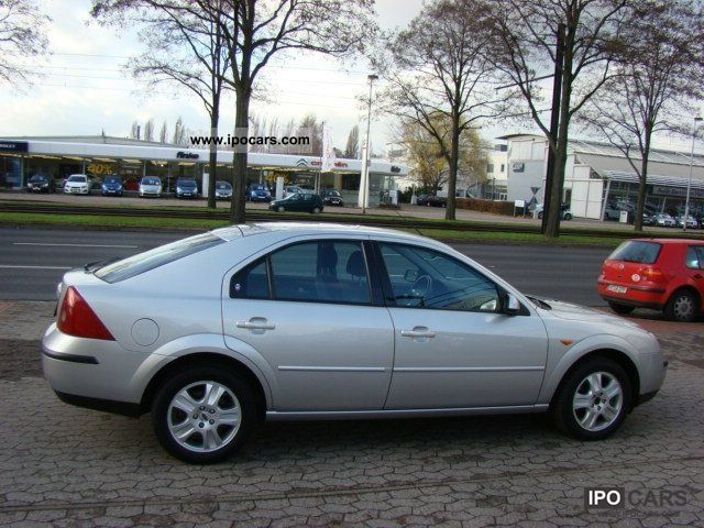 2002 ford mondeo ghia air tronic 1 hand t v car photo and specs. Black Bedroom Furniture Sets. Home Design Ideas