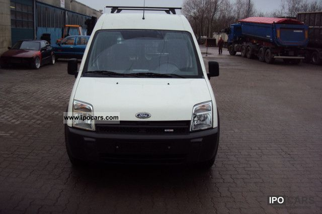 2006 Ford  Transit Connect (long) Climate Van / Minibus Used vehicle photo