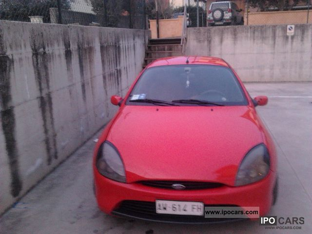 1999 Ford  Puma Sports car/Coupe Used vehicle photo