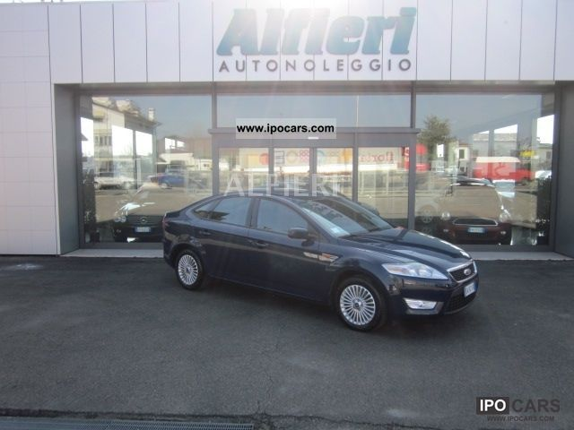 2009 Ford  Mondeo 1.8TDCI DPF 5pt trend. Climate Limousine Used vehicle photo