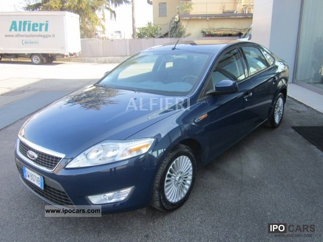 2009 ford mondeo 1 8tdci dpf 5pt trend climate car photo and specs. Black Bedroom Furniture Sets. Home Design Ideas