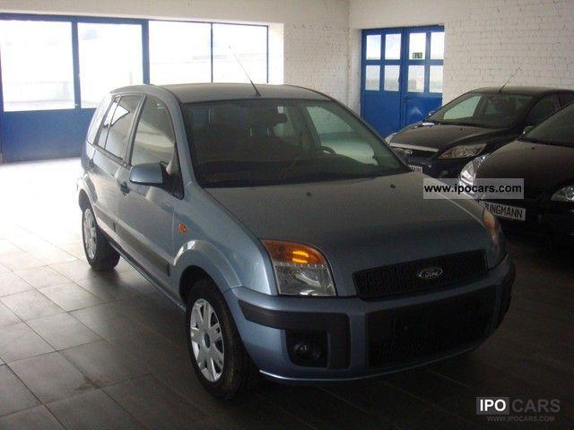 2007 Ford  Fun Fusion 1.6 X Small Car Used vehicle photo