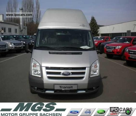 2012 Ford  Transit high roof Nugget 'Euro V' 35% immediately Van / Minibus Pre-Registration photo