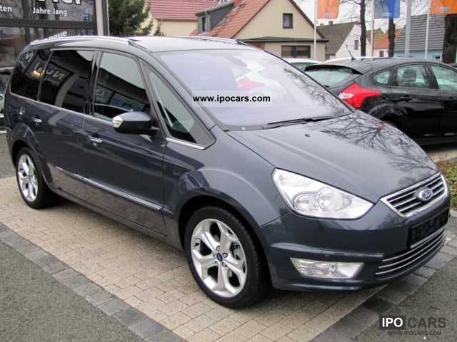 2011 Ford  Galaxy 2.2 TDCi DPF Titanium (heater, navigation system, Van / Minibus Used vehicle photo