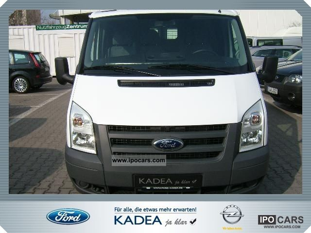 2011 Ford  Transit FT 260K cargo space protection package Van / Minibus Used vehicle photo