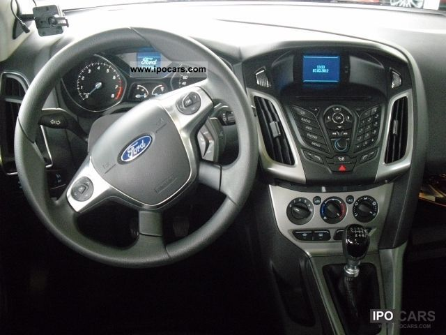 2011 Ford Focus Tdci Trend Tournament Car Photo And Specs