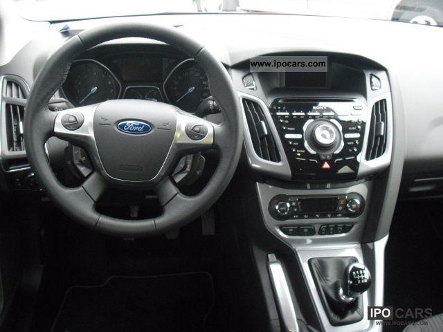 2011 Ford Focus Titanium 5 Door Car Photo And Specs