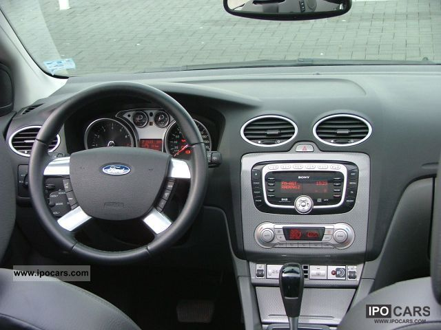 2008 Ford Focus Coupe Cabriolet 2 0 Titanium Automatic