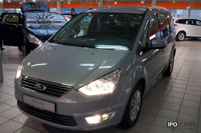 2011 Ford  Galaxy 1.6 TDCi DPF start-stop trend NAVI Estate Car Employee's Car photo