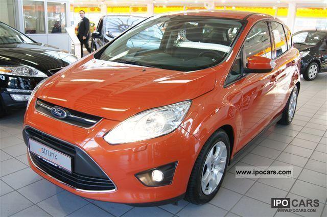 2011 Ford  C-Max 1.6 Ti-VCT trend SONY CD MP3 Van / Minibus Employee's Car photo