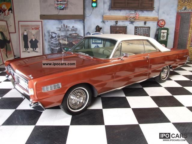 1966 Ford  Mercury Monterey Fastback Sports car/Coupe Classic Vehicle photo