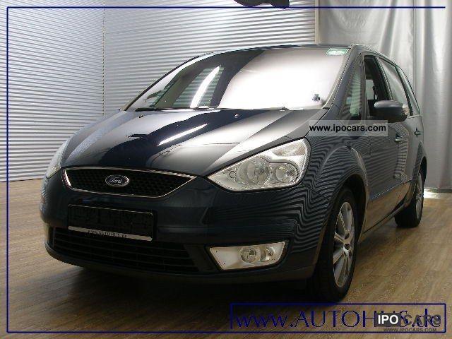 2008 Ford  Galaxy 2.0 TDCI GHIA 7 SEATER ALU17 \ Van / Minibus Used vehicle photo