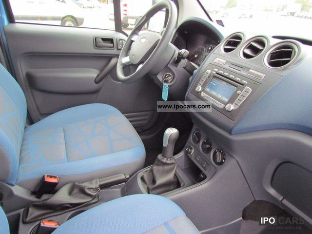 2010 ford tourneo connect 1 8 tdci navigation car photo and specs
