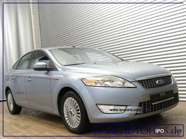 2007 ford mondeo 2 0 tdci navi pdc cruise car photo and specs. Black Bedroom Furniture Sets. Home Design Ideas