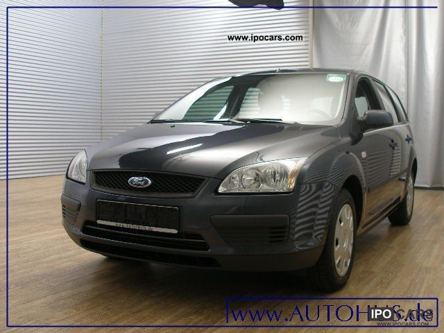 2007 Ford  Focus 1.6 TDCI PDC Estate Car Used vehicle photo