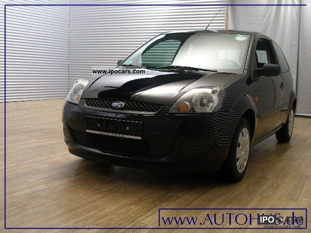 Ford  Fiesta 1.3 X FUN LPG LPG 2007 Liquefied Petroleum Gas Cars (LPG, GPL, propane) photo