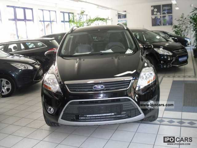 2012 Ford  Kuga 2.0 TDCi 4x4 Champions Edition Off-road Vehicle/Pickup Truck Employee's Car photo