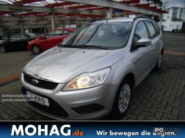 2008 Ford  Style Focus - CD Estate Car Used vehicle photo