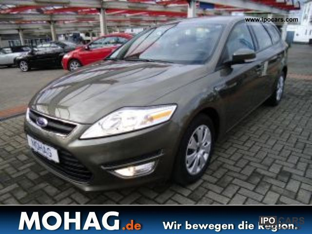 2011 Ford  Mondeo Trend - CD Estate Car Used vehicle photo