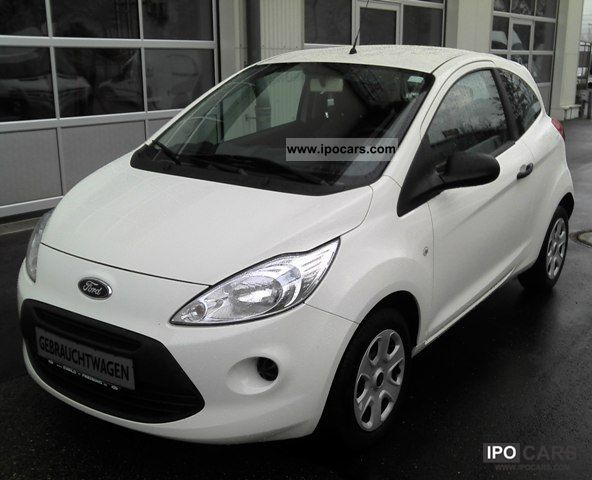 2010 ford ka 1 2 trend car photo and specs. Black Bedroom Furniture Sets. Home Design Ideas